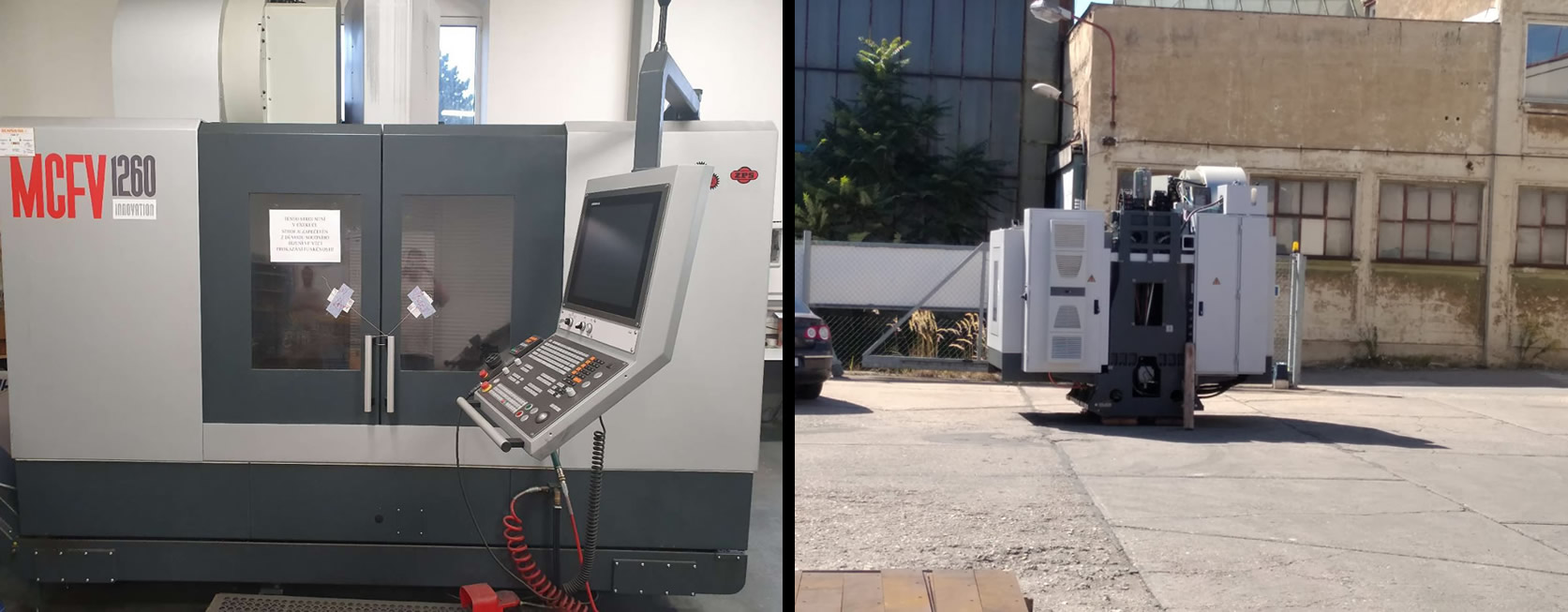 Vadný stroj Tajmac MCFV 1260i
